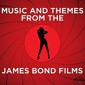 Music and Themes from the James Bond Films by Various Artists