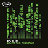 Body By Jake: 80s R&B Burn And Groove (BPM 96-132) by Various Artists