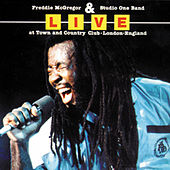 Live at Town and Country Club by Freddie McGregor