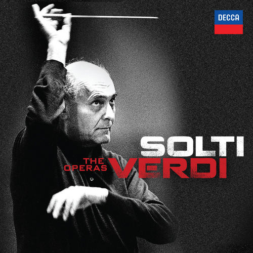 Solti - Verdi - The Operas by Various Artists