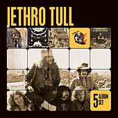 5 Album Set (Remastered) (Aqualung/A Passion Play/Minstrel in the Gallery/Too Old to Rock N Roll/Songs from the Wood) by Jethro Tull