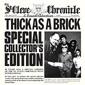 Thick As a Brick (40th Anniversary Special Edition) by Jethro Tull