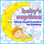 Baby's Naptime: Thirty Classic Lullabies for Children by Pianissimo Brothers