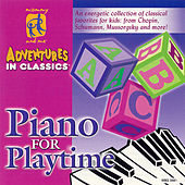 Mommy And Me: Piano For Playtime by Various Artists