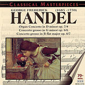 George Frederick Handel: Organ Concerto in D... by George Frideric Handel