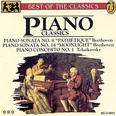 Best Of The Classics: Piano Classics by Various Artists