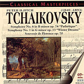 Symphony No. 6 in B Minor by Pyotr Ilyich Tchaikovsky