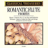 Romantic Flute Favorites by Various Artists