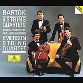 Bartók: The String Quartets by Emerson String Quartet