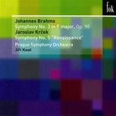 Brahms: Symphony No. 3 - Krecek: Symphony No. 5, 'Renaissance' by Prague Symphony Orchestra