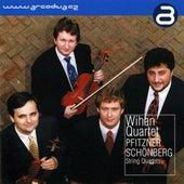 Pfitzner & Schönberg: String Quartets by Wihan String Quartet