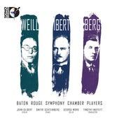 Weill, Ibert, Berg by Various Artists