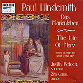 Das Marienleben: The Life Of Mary by Paul Hindemith