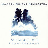Four Seasons - Modern Guitar Orchestra by Antonio Vivaldi
