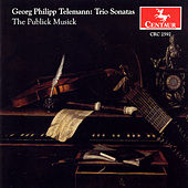 Trio Sonatas by Georg Philipp Telemann