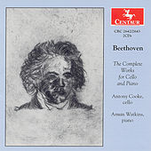 Beethoven: The Complete Works For Cello And Piano by Ludwig van Beethoven