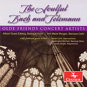 The Soulful Bach And Telemann by Various Artists