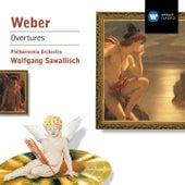 Overtures by Carl Maria von Weber
