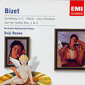 Symphony In C/ Carmen Suites Nos. 1 And 2 by Georges Bizet