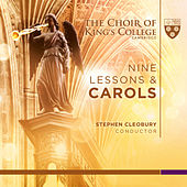 Nine Lessons & Carols by Choir of King's College, Cambridge