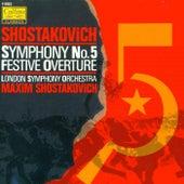 Shostakovich: Symphony No. 5 - Festive Overture by London Symphony Orchestra