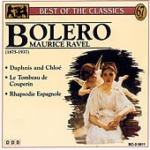 Bolero by Maurice Ravel