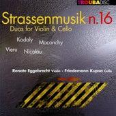 Duos for Violin & Cello by Renate Eggebrecht