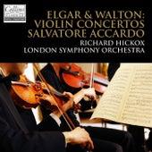 Elgar & Walton: Violin Concertos by Salvatore Accardo