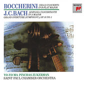 Boccherini: Cello Concerto; J.C. Bach: Sinfionia Concertante (Remastered) by Yo-Yo Ma