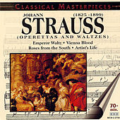 Operetas And Waltzes by Johann Strauss, Jr.