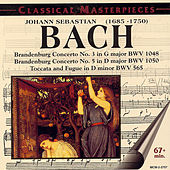 Brandenburg Concerto No. 3 and No. 5 by Johann Sebastian Bach