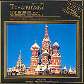 Piano Concerto No. 1, In B Minor by Pyotr Ilyich Tchaikovsky
