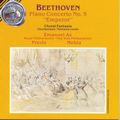 Piano Concerto No. 5 by Ludwig van Beethoven