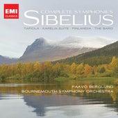Sibelius: Complete Symphonies, Tapiola, Karelia suite, Finlandia, The Bard by Paavo Berglund