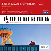 Ruhr Piano Festival Edition Vol. 29, 3: Contemporary Music (Live Recordings 2012) by Various Artists