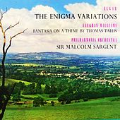 The Enigma Variations by Philharmonia Orchestra