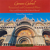 Processional And Ceremonial Music by Giovanni Gabrieli