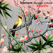 Telemann: Voyageur Virtuose by Ensemble Amarillis