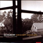 Schubert: Sonatas D894 & D960 by Grigory Sokolov