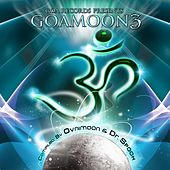Goa Moon Vol 3 V/A by Ovnimoon & Dr. Spook  (Best of Goa, Progressive Psy, Fullon Psy, Psychedelic Trance) by Various Artists