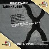 Wagner: Tannhäuser by Albert Dohmen
