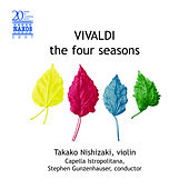 Vivaldi, A.: The 4 Seasons / Concerto Alla Rustica by Takako Nishizaki