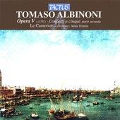 Albinoni: Opera V by Le Cameriste