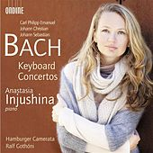 Bach: Keyboard Concertos by Anastaia Injushina