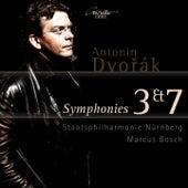 Dvořák: Symphonies 3 & 7 by Staatsphilharmonie Nurnberg
