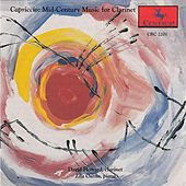 Capriccio: Mid-Century Music for Clarinet by David Howard