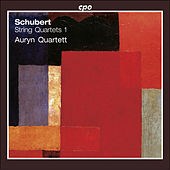 Schubert: Complete String Quartets, Vol. 1 by Auryn-Quartet
