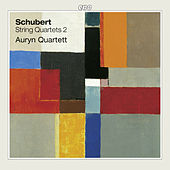 Schubert: Complete String Quartets, Vol. 2 by Auryn-Quartet