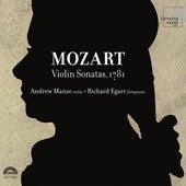 Mozart: Violin Sonatas, 1781 by Wolfgang Amadeus Mozart