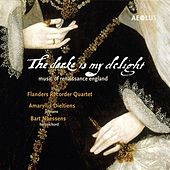 The Dark is My Delight - Music of Renaissance England by Various Artists